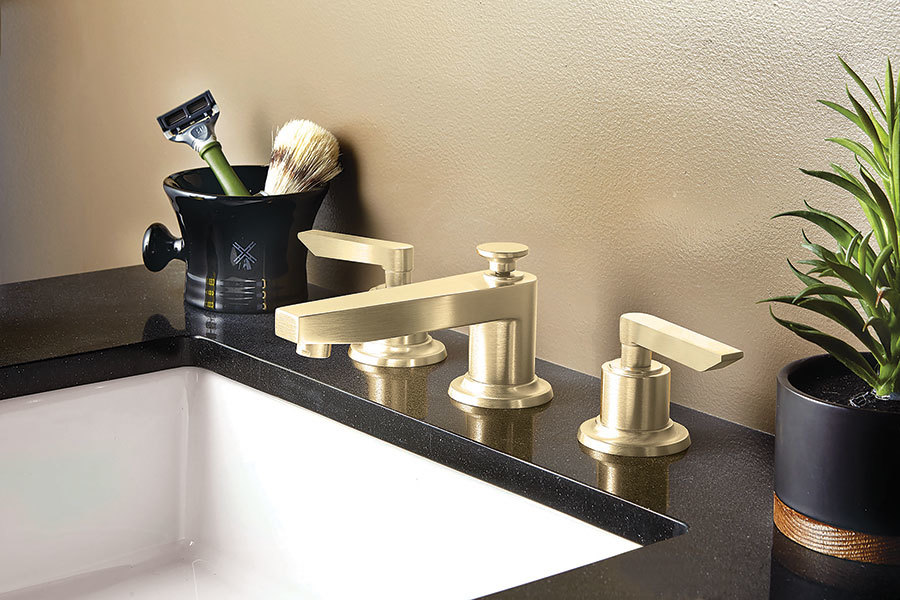 california faucets adds mid century modern faucet line california faucets