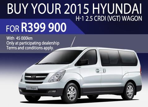 Hyundai, H-1 2.5 CRDi (VGT) Wagon