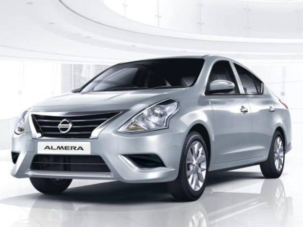 2017 Nissan Almera 1.5 Acenta Automatic Transmission