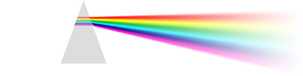 Prism: White Light and the Visible Spectrum