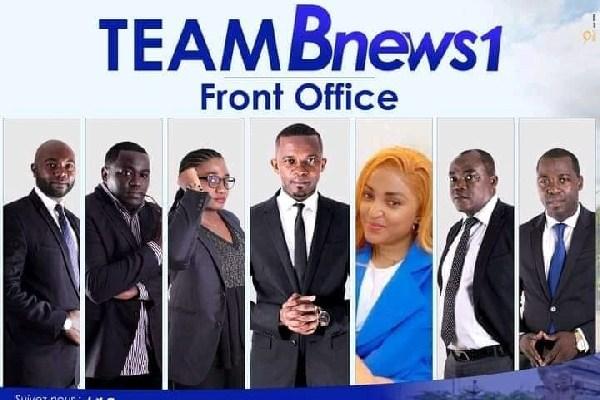 Equipe de B-News 1