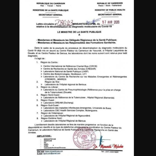 Coronavirus_Liste_Laboratoires