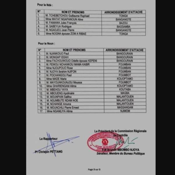 RDPC_Liste_Candidats_Ouest