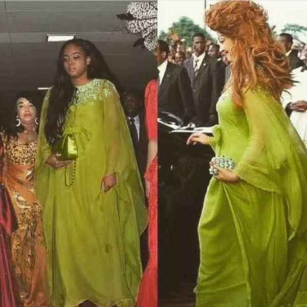 Brenda Biya vivement critiquée après avoir porté ceci