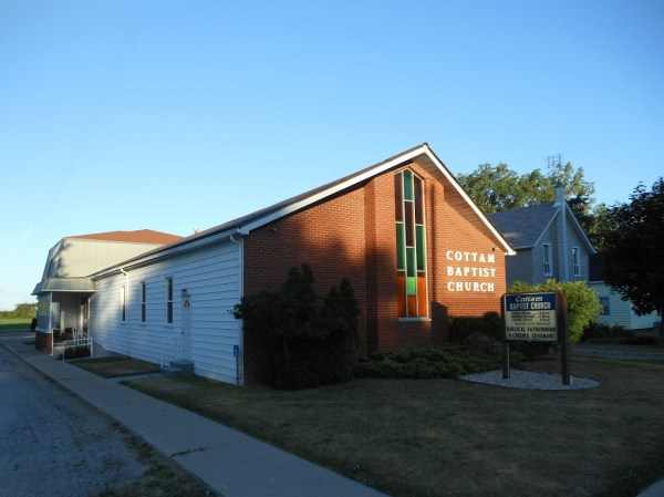 Cottam Baptist Church, 163 County Rd 34, Cottam, ON N0R ...