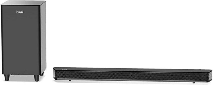 Philips Audio HTL8162 160 W Bluetooth Soundbar with Wireless Sub woofer