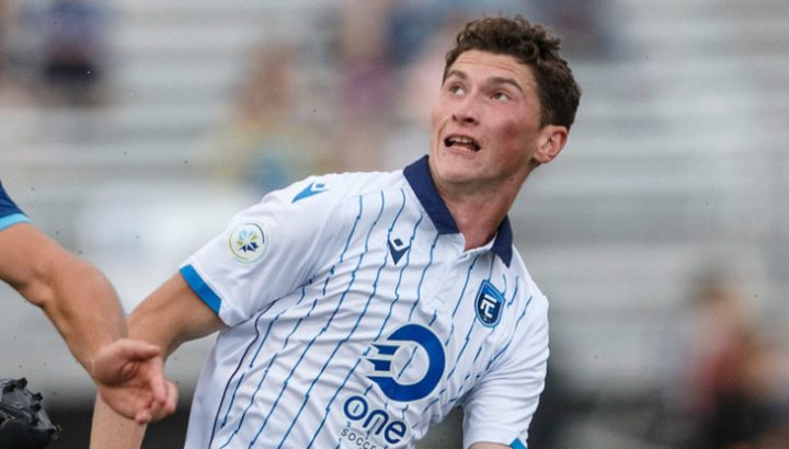 Easton Ongaro living up to family legacy at FC Edmonton – Canadian Premier  League