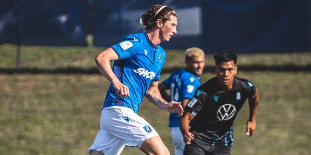 Easton Ongaro keen on FC Edmonton return after loan adventure in Denmark –  Canadian Premier League