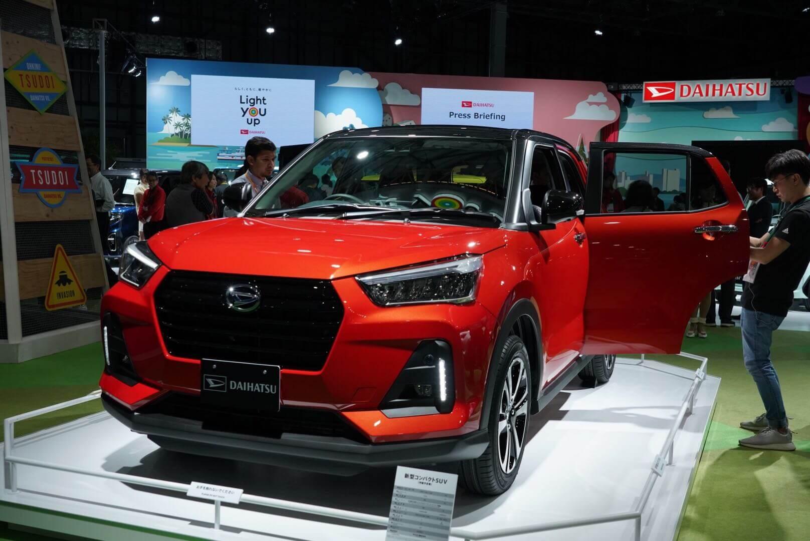 トヨタとダイハツの新小型車「A-SUV」発表間近!?東京モーターショー2019に新型SUVが登場 | MOBY [モビー]