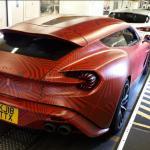 Aston Martin Vanquish Zagato Shooting Brake Looks Breathtakingly Beautiful In The Metal Carbuzz