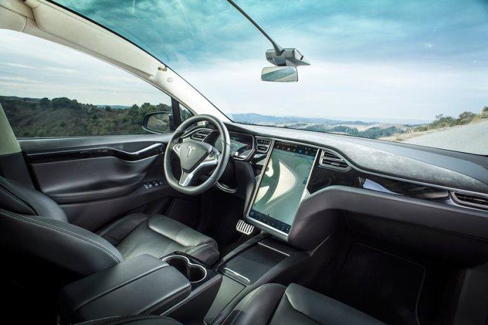 2020 Tesla Model X Interior Photos Carbuzz