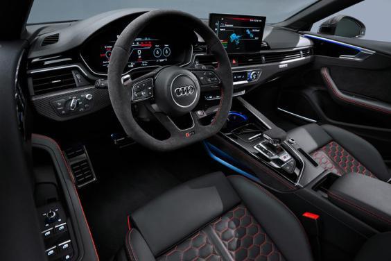 2021 Audi RS5 Sportback Interior Photos   CarBuzz
