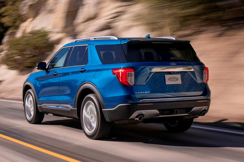 new exhaust kit unleashes ford explorer