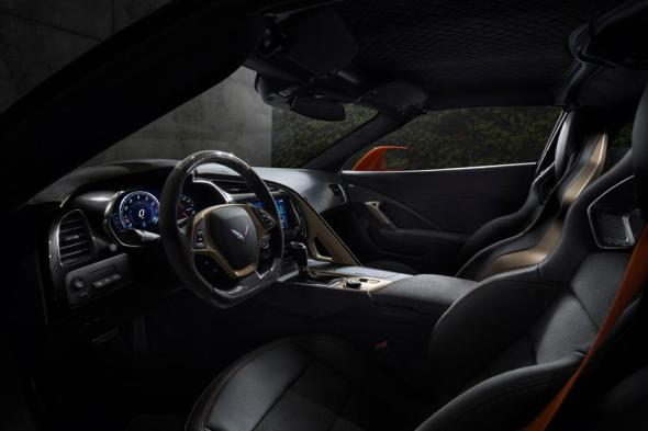 2019 Chevrolet Corvette ZR1 Coupe Front Seats