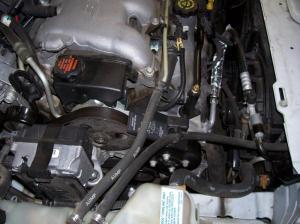 2001 Chevrolet Malibu Leaking Intake Manifold Gasket: 97 Complaints