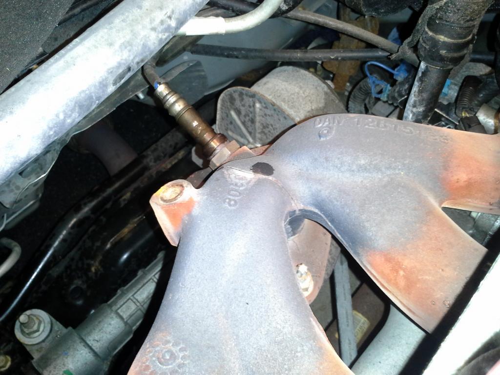 2009 chevrolet malibu exhaust manifold