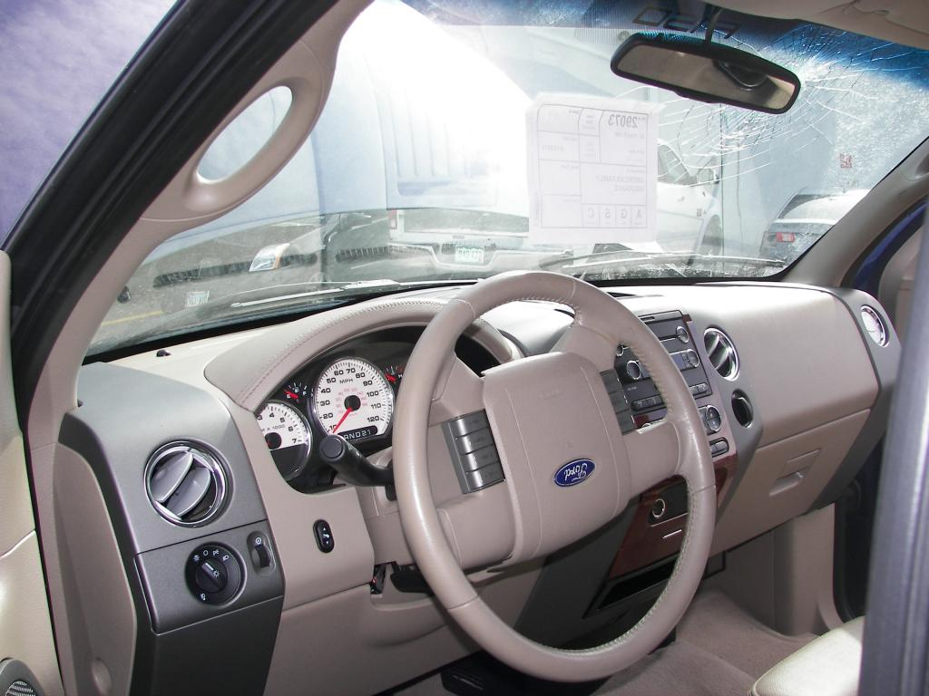2008 Ford F 150 Air Bags Didn T Deploy 1 Complaints