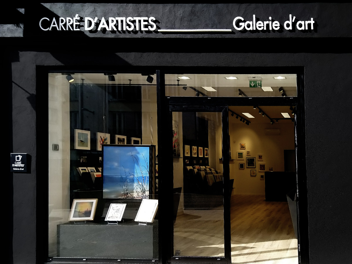 galerie d art carre d artistes brest
