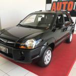 Hyundai Tucson 2 0 16v 4p Gls Automatico Preto 2012 Reis Motors Carro Bauru