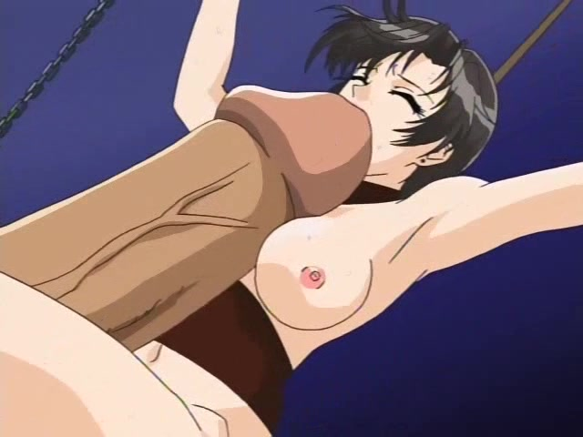 Little Hentai Girl With Cock Having Fun With Her Boyfriend