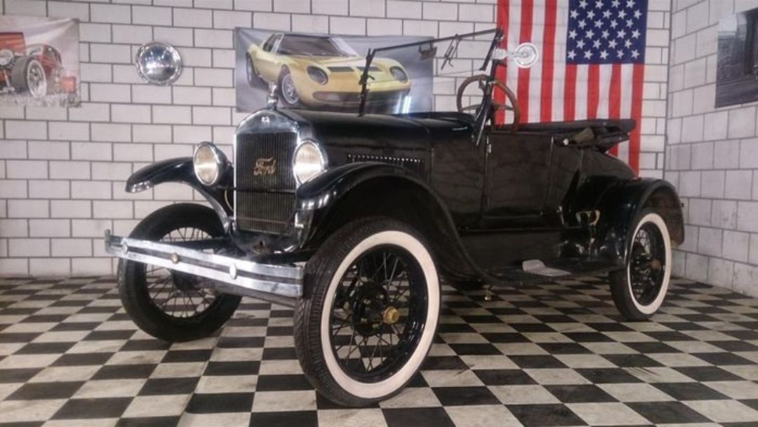 Top 5 van de oudste automerken ter wereld