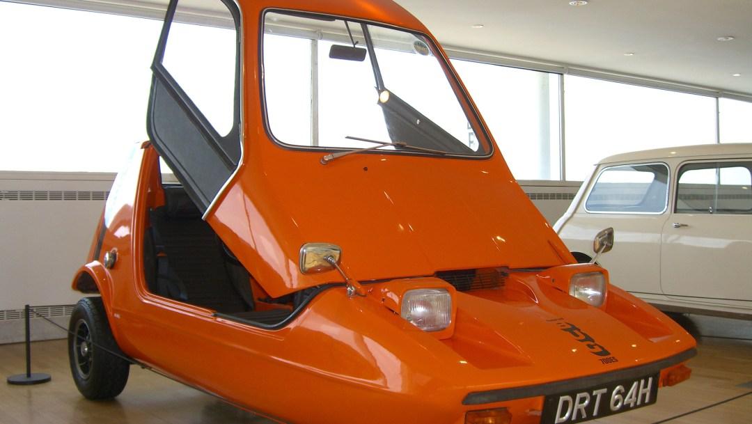 Top 10 Craziest Cars Ever