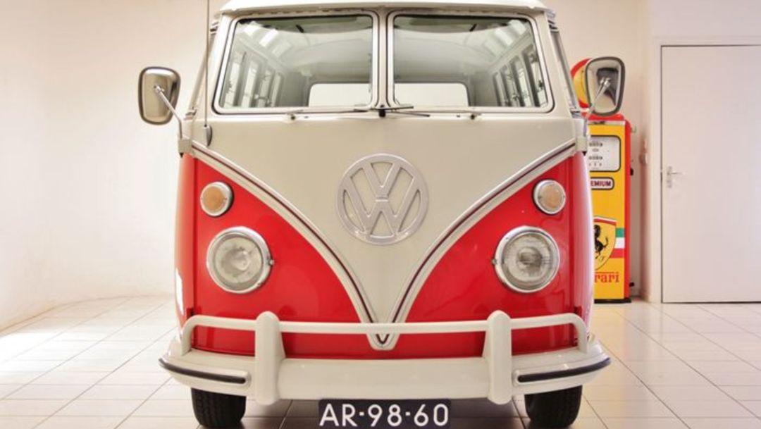 Volkswagen T1: voor altijd populair gebleven