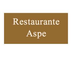Restaurante Aspe