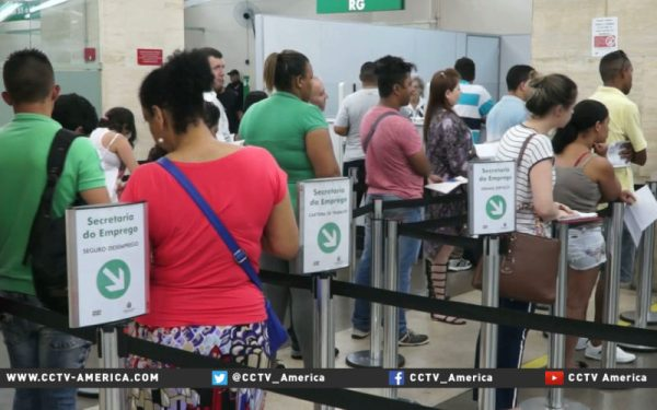 Analysts: Brazil unemployment could hit 10 percent | CCTV ...
