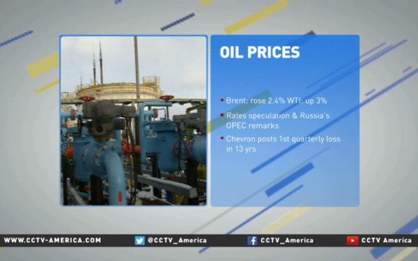 Russia's economy hit by oil prices | CCTV America