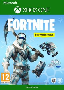Fortnite Deep Freeze Bundle Xbox One cheap key to download