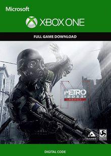 Metro 2033 Redux Xbox one cheap key to download