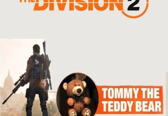 Tom Clancy's The Division 2 Xbox One - Tommy the Teddy Bear DLC cheap key to download
