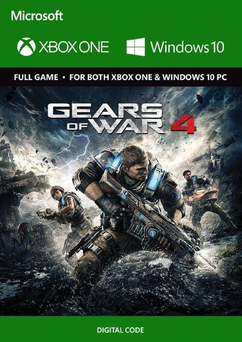 Gears of War 4 95% Off 24 Hour Special