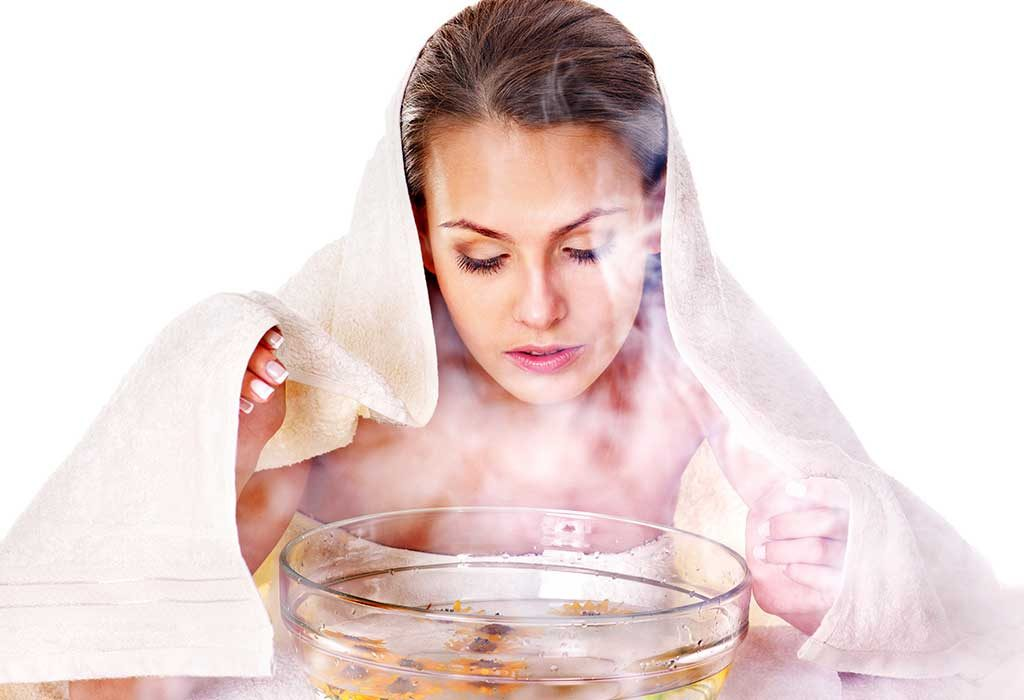 Reasons to Use Steam Inhalation to Cure Cold & Cough