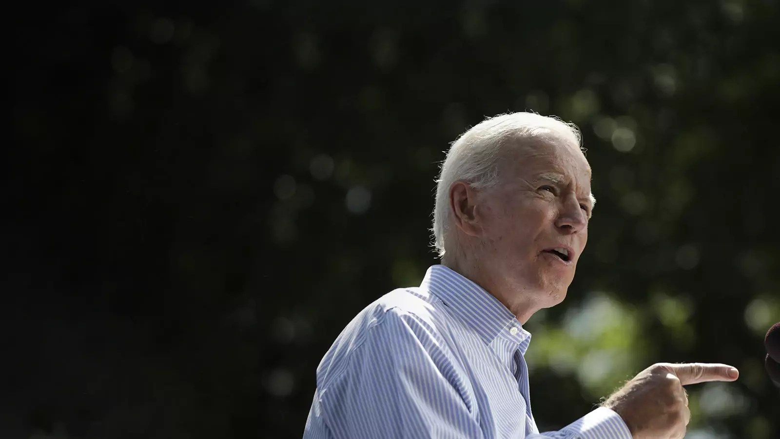 Joe Biden Answers Our Foreign Policy Questions