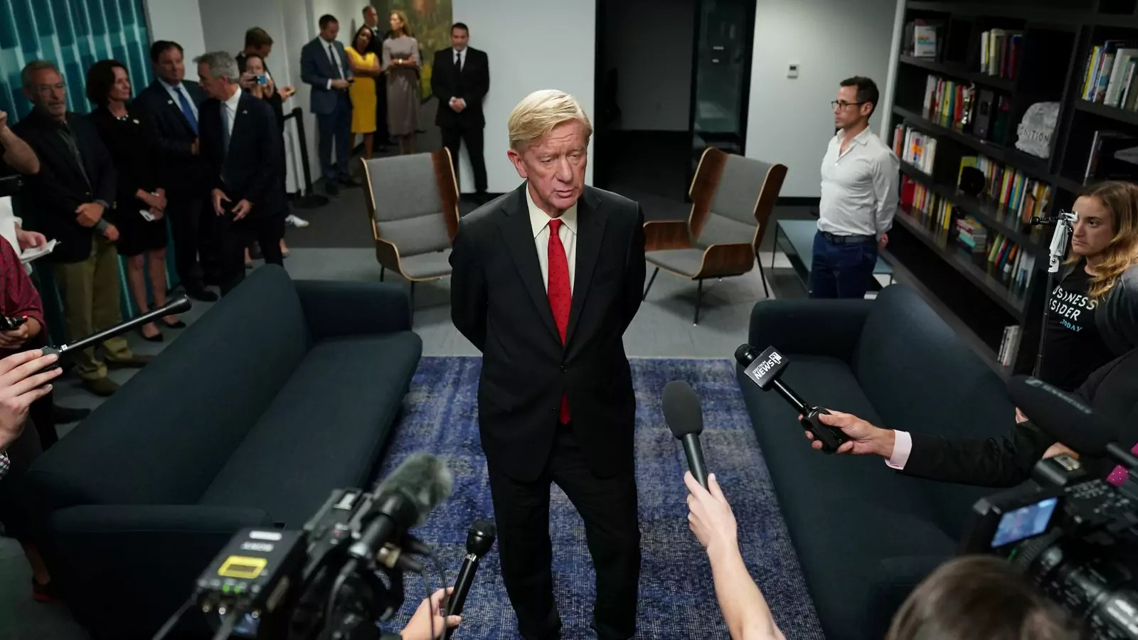 Campaign Foreign Policy Roundup William Weld Answers