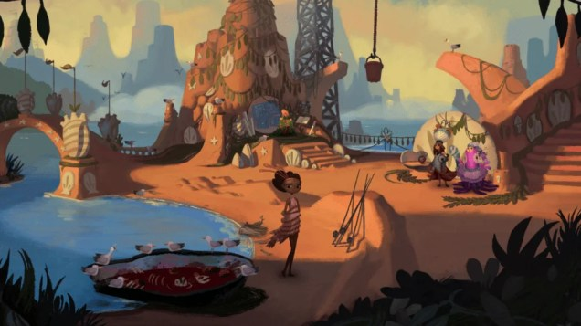 Unbroken So Far: Broken Age Act I (PC) Review 1