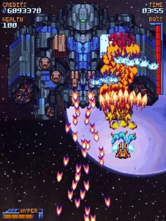 Super Galaxy Squadron (PC) Review 3