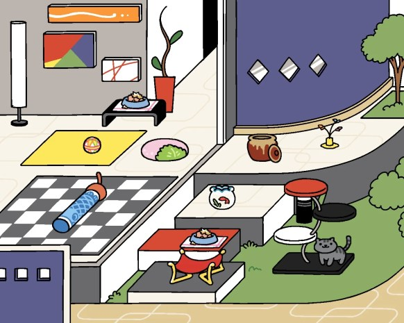 Neko Atsume: Why I'm the Office Cat Lady - 2015-07-13 13:31:02