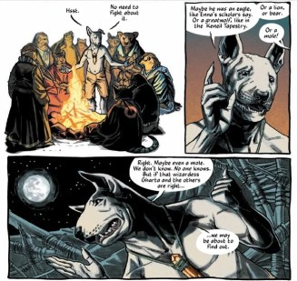 The Autumnlands: Tooth and Claw v.1 (Comic) Review - 2015-09-14 13:16:10
