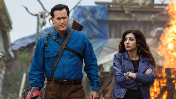 The Awesomeness of Ash Vs Evil Dead 2