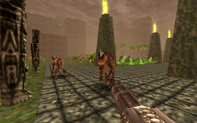 Turok (PC) Review 5