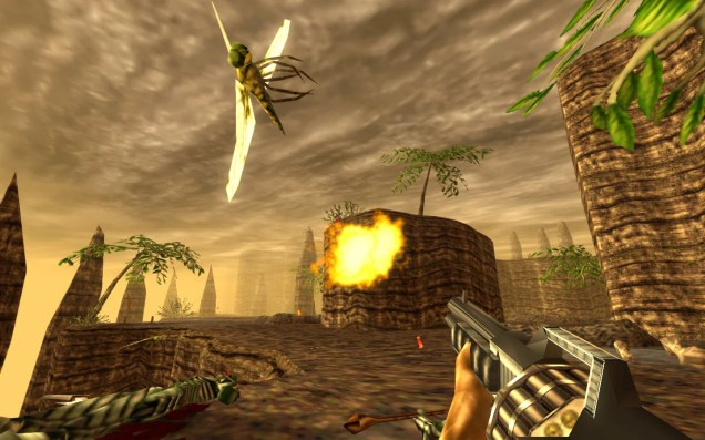Turok (PC) Review 4