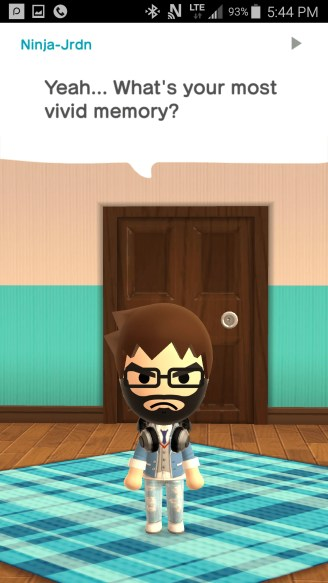 Goodbye Life, Hello Miitomo 3