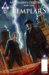 Assassin's Creed: Templars #1 (Comic) Review 7