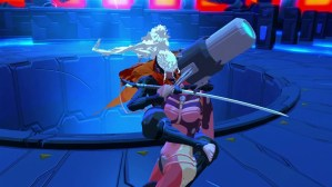 Furi (PS4) Review 4