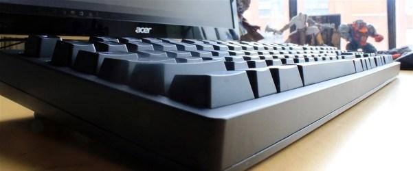 Tesoro Excalibur Spectrum (Keyboard) Review 16