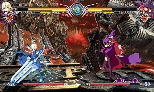 BlazBlue: Central Fiction (PS4) Review 6