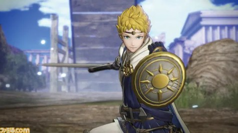 Koei Tecmo Releases New Fire Emblem Warriors Details 1